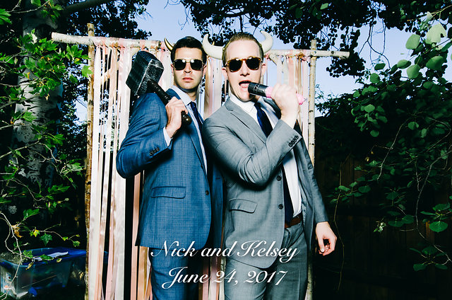 Nick and Kelsey - June 24, 2017